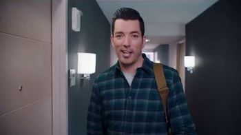 Homewood Suites TV Spot, 'Sweet Stays' Featuring Jonathan Scott