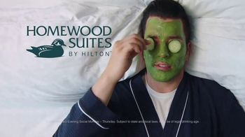 Homewood Suites TV Spot, 'Sweet Stays' Featuring Jonathan Scott - Thumbnail 10