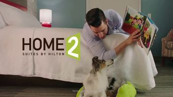 Home2 Suites by Hilton TV Spot, 'Sweet Stays' Featuring Jonathan Scott - 35 commercial airings