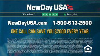 NewDay USA VA Streamline Refi Loan TV Spot, 'Overtime' - Thumbnail 4