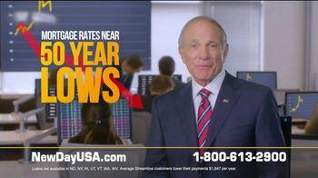 NewDay USA VA Streamline Refi Loan TV Spot, 'Overtime' - Thumbnail 1