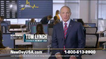 NewDay USA VA Streamline Refi Loan TV Spot, 'Overtime' - Thumbnail 2