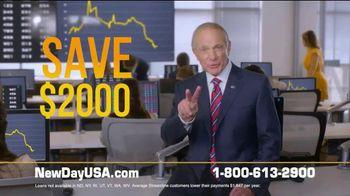 NewDay USA VA Streamline Refi Loan TV Spot, 'Overtime' - 52 commercial airings