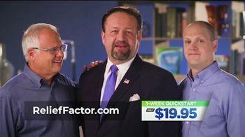 Relief Factor 3-Week Quickstart TV Spot, 'Dale's Review' Featuring Dr. Sebastian Gorka - Thumbnail 5