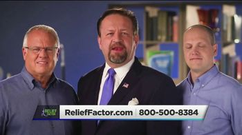 Relief Factor 3-Week Quickstart TV Spot, 'Dale's Review' Featuring Dr. Sebastian Gorka - Thumbnail 1