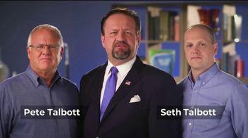 Relief Factor 3-Week Quickstart TV Spot, 'Dale's Review' Featuring Dr. Sebastian Gorka