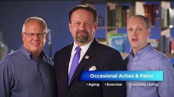 Relief Factor 3-Week Quickstart TV Spot, 'Dale's Review' Featuring Dr. Sebastian Gorka - Thumbnail 4