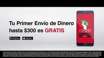 Boss Revolution Money TV Spot, 'Envía dinero para que tu familia reciba más' [Spanish] - Thumbnail 8