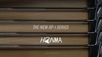 Honma Golf XP-1 Series TV Spot, 'Whole Club' - Thumbnail 8