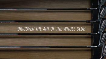 Honma Golf XP-1 Series TV Spot, 'Whole Club' - Thumbnail 7