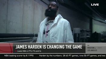 adidas TV Spot, 'Free To Create: James Harden Is Different' - Thumbnail 1
