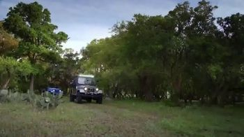 Roxor Offroad TV Spot, 'Bob & Cletus Tree Stand' - Thumbnail 8