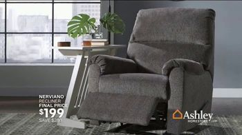 Ashley HomeStore 3 Day Savings Event TV Spot, 'Recliners, Sofas and Beds' Song by Midnight Riot - Thumbnail 5