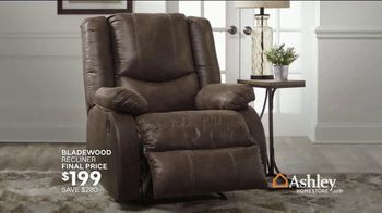 Ashley HomeStore 3 Day Savings Event TV Spot, 'Recliners, Sofas and Beds' Song by Midnight Riot - Thumbnail 6