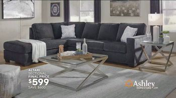 Ashley HomeStore 3 Day Savings Event TV Spot, 'Recliners, Sofas and Beds' Song by Midnight Riot - Thumbnail 7