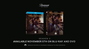 Yellowstone: The Complete Second Season Home Entertainment TV Spot - Thumbnail 7