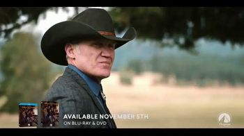 Yellowstone: The Complete Second Season Home Entertainment TV Spot - Thumbnail 6