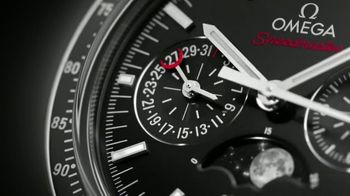OMEGA Speedmaster Moonphase TV Spot, 'Beauty Meets True Ingenuity' - Thumbnail 4