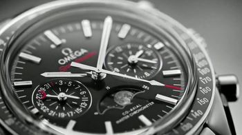 OMEGA Speedmaster Moonphase TV Spot, 'Beauty Meets True Ingenuity' - Thumbnail 5