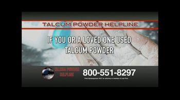 Fears Nachawati TV Spot, 'Talcum Powder Helpline' - Thumbnail 2