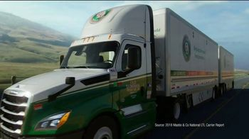 Old Dominion Freight Line TV Spot, 'Working Towards Perfection'