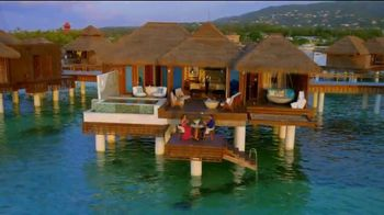 Sandals Resorts TV Spot, 'One of a Kind' Song by Krissie Karlsson - Thumbnail 6