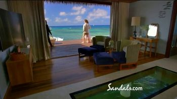 Sandals Resorts TV Spot, 'One of a Kind' Song by Krissie Karlsson - Thumbnail 3