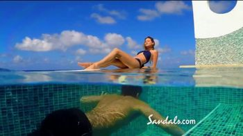 Sandals Resorts TV Spot, 'One of a Kind' Song by Krissie Karlsson - Thumbnail 4
