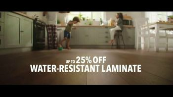 Lumber Liquidators TV Spot, 'A Floor for Every Lifestyle' - Thumbnail 4