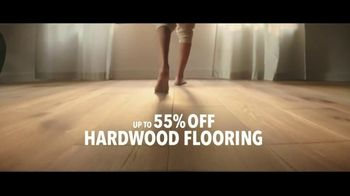 Lumber Liquidators TV Spot, 'A Floor for Every Lifestyle' - Thumbnail 5