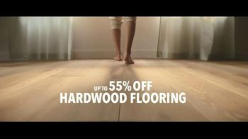 Lumber Liquidators TV Spot, 'A Floor for Every Lifestyle'