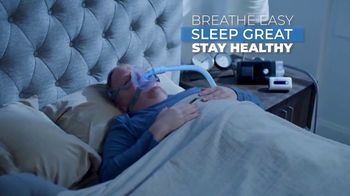 Clean Zone CPAP Cleaner & Sanitizer TV Spot, 'Breathe and Sleep Peacefully'