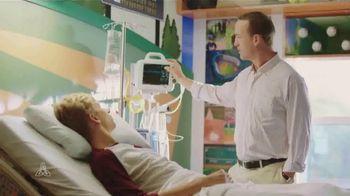 Peyton Manning Children's Hospital TV Spot, 'Beats' Featuring Peyton Manning - Thumbnail 1