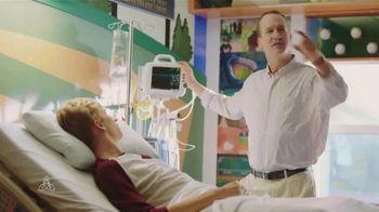 Peyton Manning Children's Hospital TV Spot, 'Beats' Featuring Peyton Manning - Thumbnail 4