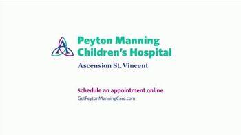 Peyton Manning Children's Hospital TV Spot, 'Beats' Featuring Peyton Manning - Thumbnail 7