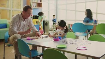 Peyton Manning Children's Hospital TV Spot, 'Coloring' Featuring Peyton Manning