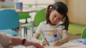 Peyton Manning Children's Hospital TV Spot, 'Coloring' Featuring Peyton Manning - Thumbnail 3