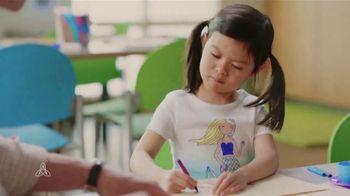 Peyton Manning Children's Hospital TV Spot, 'Coloring' Featuring Peyton Manning - Thumbnail 4