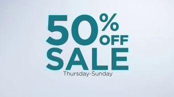 Kohl's 50 Percent Off Sale TV Spot, 'Stack the Savings' - Thumbnail 2