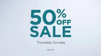 Kohl's 50 Percent Off Sale TV Spot, 'Stack the Savings' - Thumbnail 3