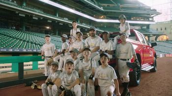 Chevrolet TV Spot, 'Youth Baseball: Empowering' Featuring Jose Altuve [T1] - 1 commercial airings