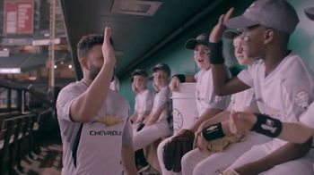 Chevrolet TV Spot, 'Youth Baseball: Empowering' Featuring Jose Altuve [T1] - Thumbnail 3