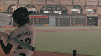 Chevrolet TV Spot, 'Youth Baseball: Empowering' Featuring Jose Altuve [T1] - Thumbnail 6