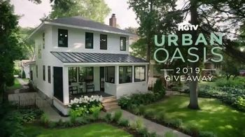 Command Adjustables TV Spot, '2019 HGTV Urban Oasis Giveaway: Damage-Free' - Thumbnail 1