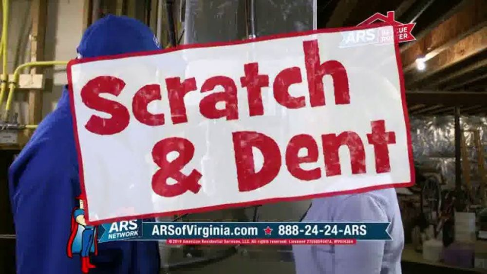 ARS Rescue Rooter Pre-Winter Scratch & Dent Sale TV Commercial, 'Before the Cold Sets In'