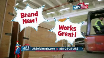 ARS Rescue Rooter Pre-Winter Scratch & Dent Sale TV Spot, 'Before the Cold Sets In' - Thumbnail 5