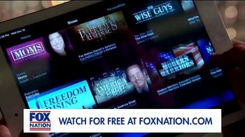 FOX Nation TV Spot, 'American Arenas' - Thumbnail 2