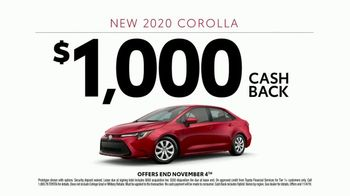 2020 Toyota Corolla TV Spot, 'Rainy Day' Song by Chaka Khan [T1] - Thumbnail 9