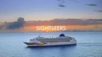 Norwegian Cruise Line TV Spot, 'Tropical Adventure: Sightseers & Adrenaline Seekers' - Thumbnail 1