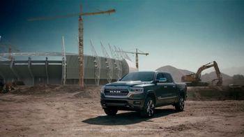 Ram Trucks Power Days TV Spot, 'Luxury' Song by Stone Temple Pilots [T2] - Thumbnail 1